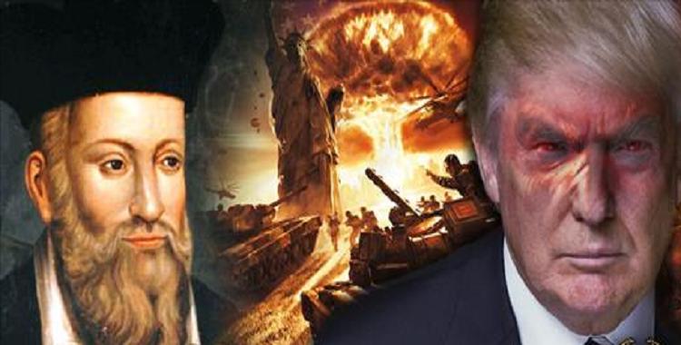 Nostradamus Predicted That Donald Trump Is The Anti-Christ ...