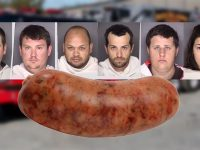 sausage-hazing